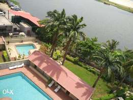 Extremely beautiful 3 bedrm Pent House to let at Victoria Island Lagos
