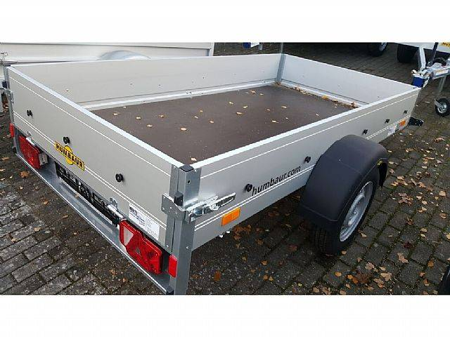 Humbaur H 752513 251x131x30 cm STARTRAILER 750 kg