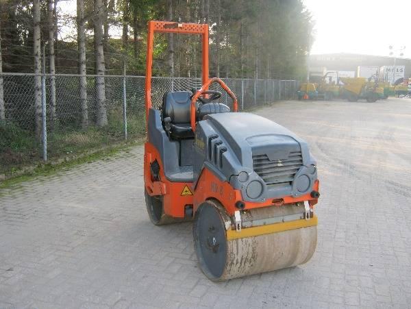 Hamm HD-8 - 2006