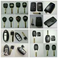 We do key programing, key cutting both lost and duplicate for all type