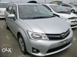 2012 Toyota fielder on sale
