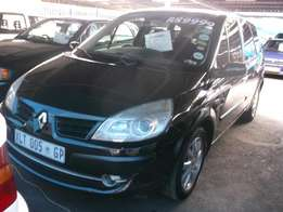 2008 Renault Scenic 1.9 DCi 7 seater