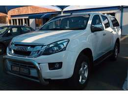 2013 Isuzu KB 300D-Teq double cab LX for sale R 217 950