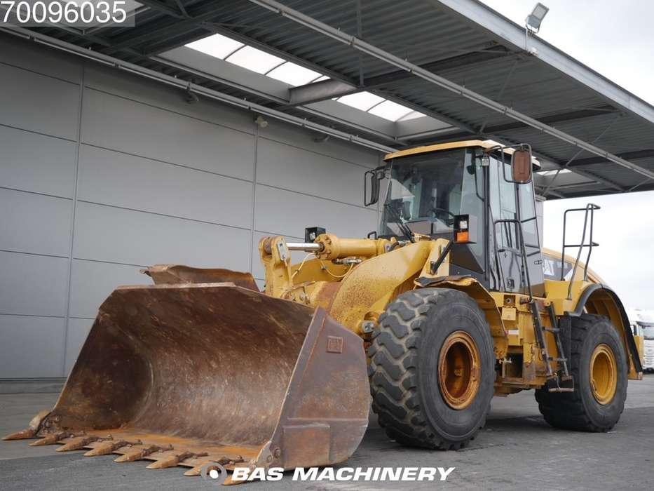 Caterpillar 962H Nice and clean machine - CAT bucket - 2008