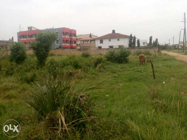 Plots for sale in afast developing Bamburi area with clean title deeds Nyali - image 2