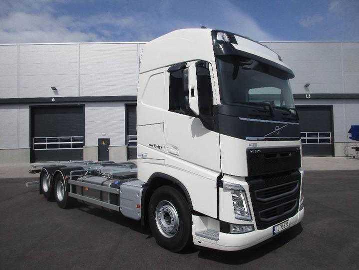 Volvo Fh540 Containerbil - Leie En Slik? Det Fikser Vi!! - 2019