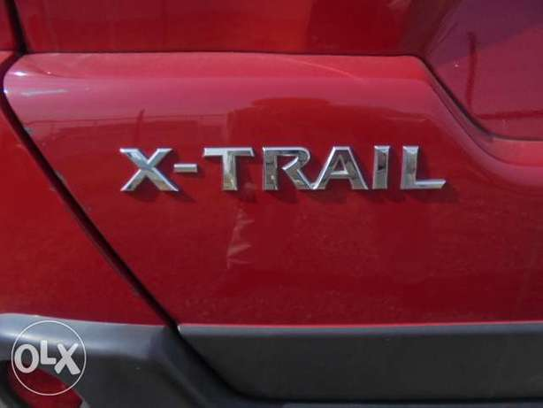 NISSAN / X-TRAIL CHASSIS # NT31-038 year 2009 Hurlingham - image 8
