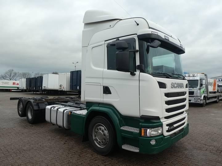 Scania G450 hl 6x2*4 ret. wb 470 - 2014