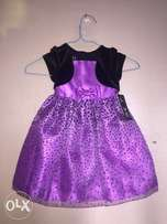 American princess dress for children