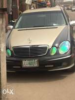 Benz E-500 available for sale