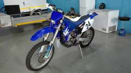 YAMAHA 450 F off road with trailer R 45000