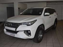 2016 Fortuner 2.4GD-6 A/T