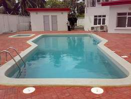 Call for home swimming pool construction