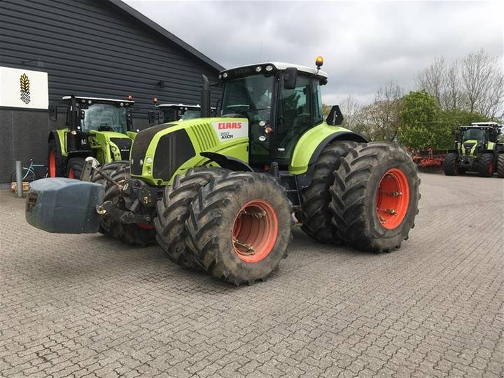 Claas AXION 850 CEBIS - 2011