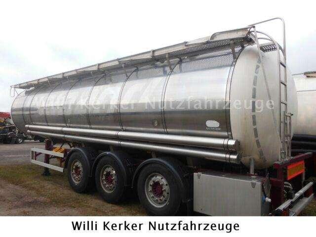 SCHRADER Tankauflieger 32 m³ V2A 7582 - 2005 - image 3