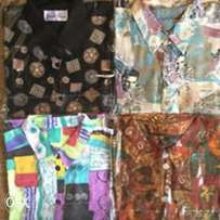Quality male and female vintage shirts