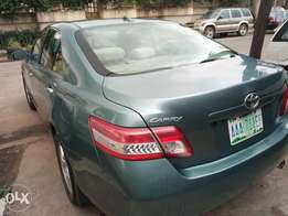 Toyota camry muscle 2010