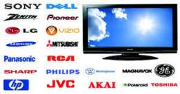 Television repairs and wall mounting . Free quotes & guaranteed work