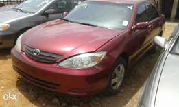 Tokunbo Toyota Camry LE 03