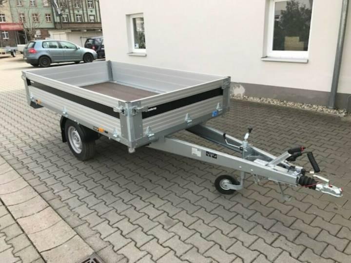 Brenderup 4260 A 1200 1.200 KG Hochlader - 2019