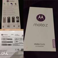 New Moto Z Black!