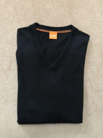 3d5d53f7bf8d2 Męski sweter Hugo Boss Orange Gdańsk Brętowo • OLX.pl