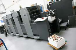Printing Business for Sale. Since 1993