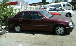 Mercedes C230 for sale engine and gearbox OK electical problem cranks