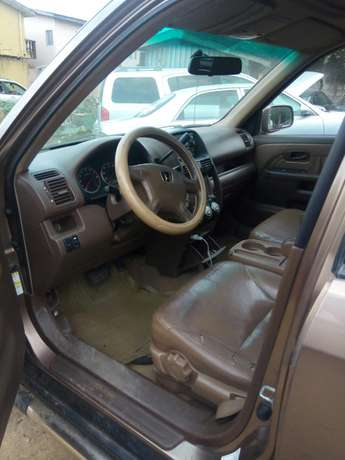 Niger neatly used Honda Crv jeep with air condition cooling. Isolo - image 4