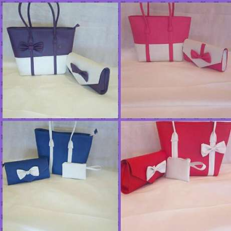 Fantastic two in one and three in one bags Ngara - image 3