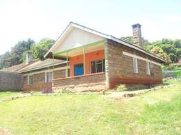 Four Bedrooms House Nyeri at thirty five thousand