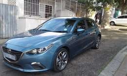2015 mazda3 1.6 sport 6 speed grey