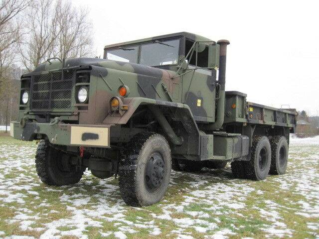 AM General M923 Truck Cargo REO US-Army - 1984