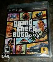 Ps3 gta5 CD for sell just one month used and its working perfectly