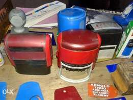 Rubber stamp and company seal manufacturers
