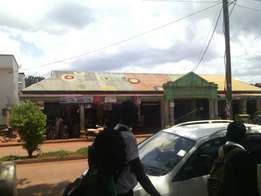 Commercial building on sale in jinja town on main street at ugx600m