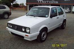 Very Neat VW Golf for sale
