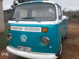 VW Kombi Single Cab 1971