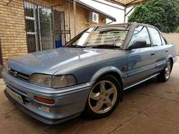 Toyota Corolla 180i GSX Excellent condition