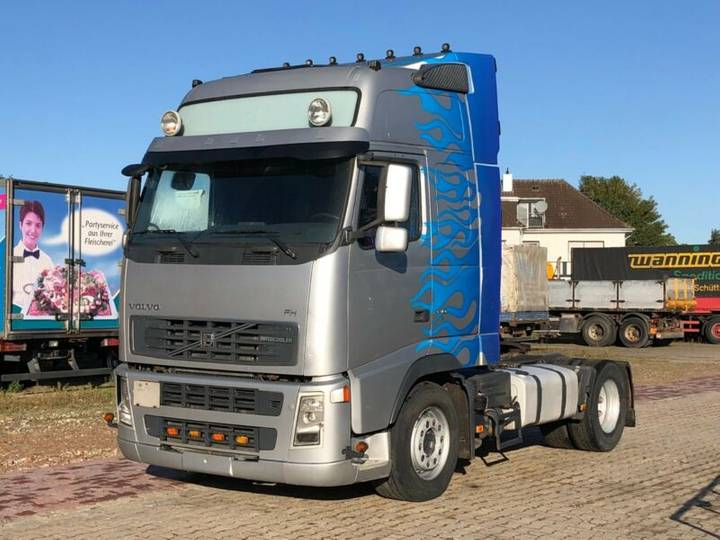 Volvo FH 440 .. EURO5 ..Intercooler - 2007