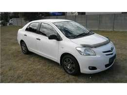Toyota yaris in an excellent condition