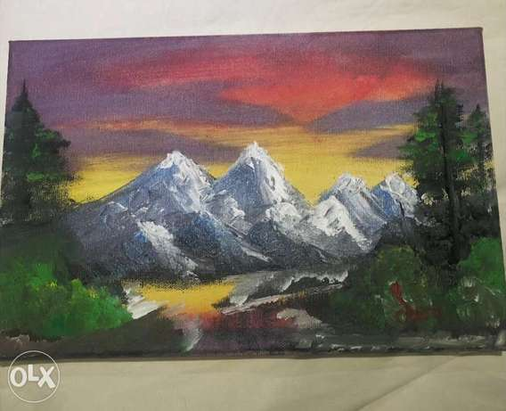 painted picture