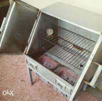 Charcoal oven. Ideal for home or business