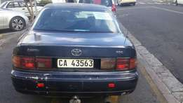 Toyota camry for sale R29.500 negotiable