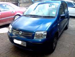 2006 Fiat Panda 1.2 R35000 Negotiable