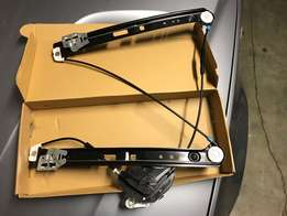BMW E46 3 series front right window regulator
