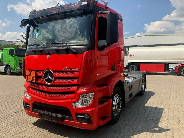 Mercedes-Benz Actros BM 963 ADR Typ FL / Leasing - 2017