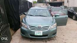 Very Clean briefly used 2010 Camry spider