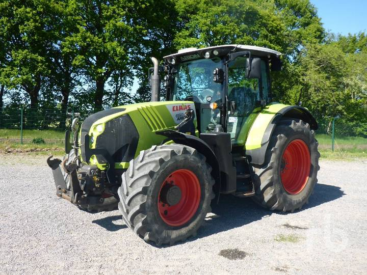 Claas ARION 650CEBIS - 2013