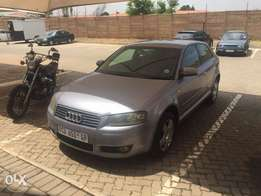 2004 Audi A3 2.0TDi 6 Speed Manual